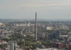 Легендарный недострой Екатеринбурга пока не снесут