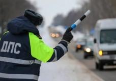 Праздничные рейды ГИБДД Свердловской области