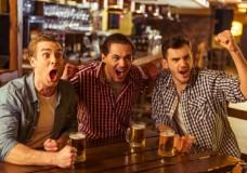 Футбол без алкоголя