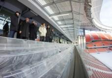 Члены СовФеда ГД РФ проверили готовность Екатеринбурга к ЧМ-18